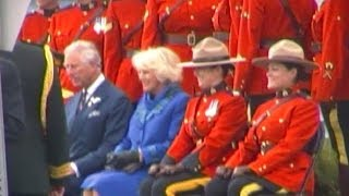 Prince Charles Royal Visit to Pictou