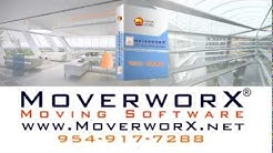 Software for Moving Company | MoverworX Software (800) 473-1759
