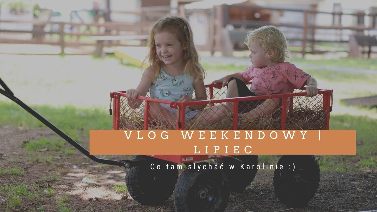 Vlog weekendowy | Co tam słychać w Ameryce;)?
