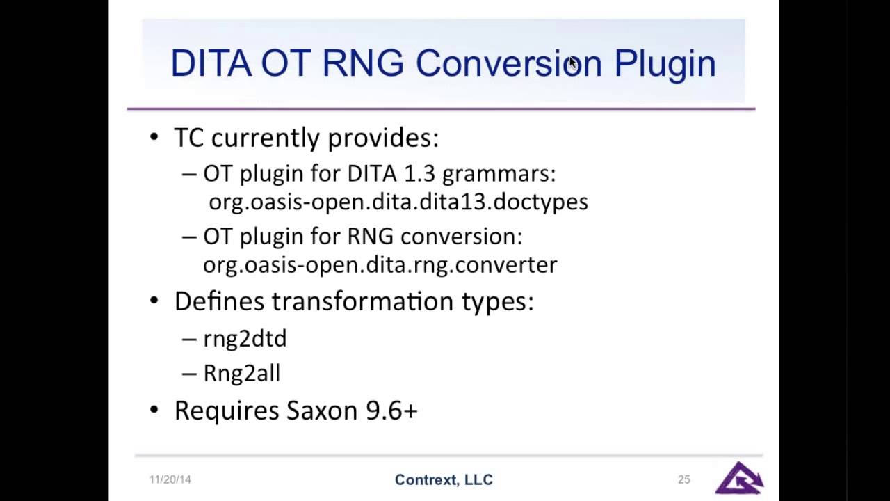 """Dita open toolkit pdf generation with css"""" presented by radu."""