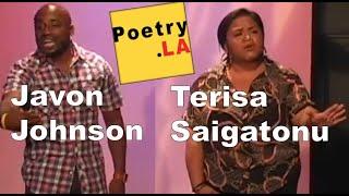Javon Johnson & Terisa Saigatonu - Inkslam '12