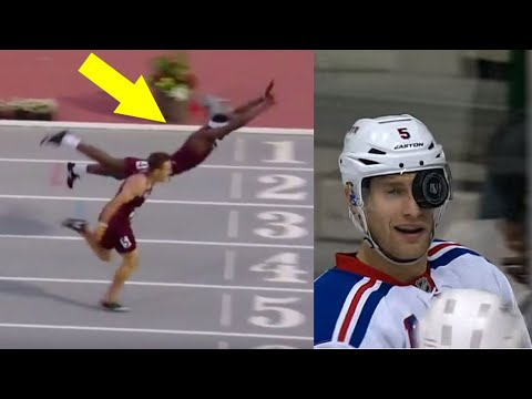 A selection of the most amazing and incredible moments in sports