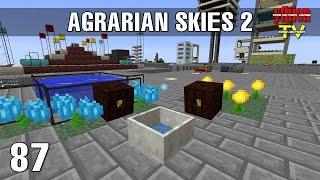 Agrarian Skies 2 E87 - Hoàn Thành Tinker Toys và Mob Hunter