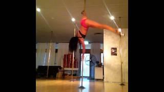 Advanced Work B**ch Term 6 Pole Dance Academy