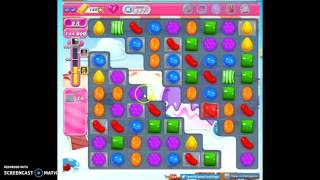 Candy Crush Level 617 help w/audio tips, hints, tricks