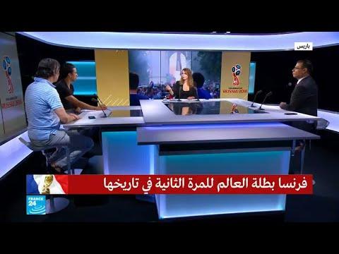 كيليان مبابي.. يتوج بجائزة أحسن لاعب واعد في كأس العالم  - نشر قبل 8 ساعة