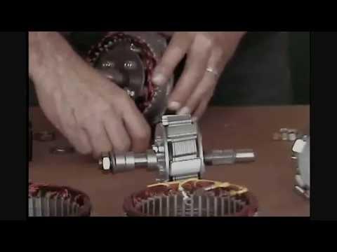 How to buil a diy pmapermanent magnet alternator youtube solutioingenieria Choice Image
