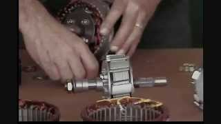 How To Buil a DIY PMA(Permanent Magnet Alternator)