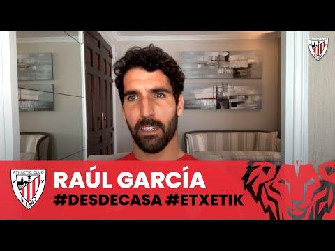 🎙️ Raúl García Responde #DesdeCasa I #Etxetik