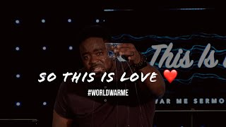 So This Is Love? | World War Me | (Part 8) Jerry Flowers