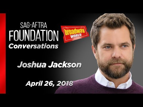 Conversations With Joshua Jackson