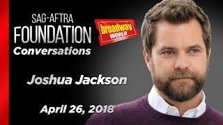 conversations with joshua jackson