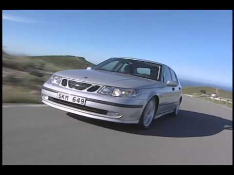 Saab 9 5 Aero Sedan 2003 Youtube
