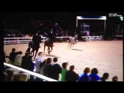 Hunt Teams Devon Horse Show 2014