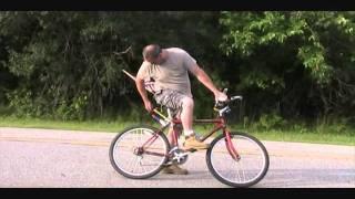 4th of July King Cobra Malt Liquor Fireworks Bike Riding Drunk