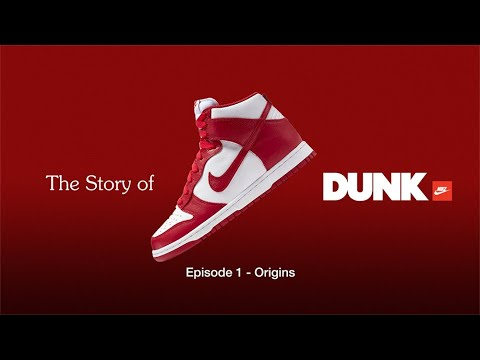 SNKRS: Origins of the Dunk