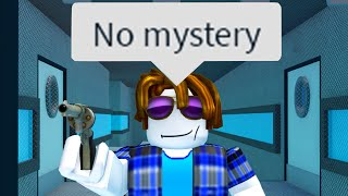 The Roblox Murder Mystery Experience