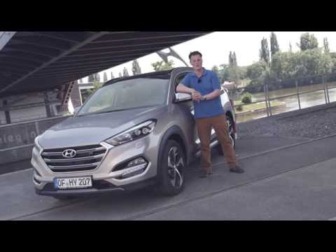 Hyundai Tucson new design and technology, despite the old na