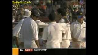 Irfan Pathan *magic ball* vs Hashim Amla, UNPLAYABLE