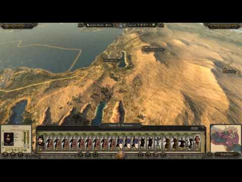 TW Attila Eastern Roman Empire 32 Emperor´s Influence