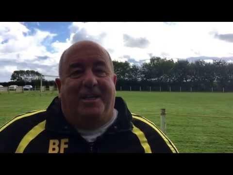 Chairman of @Pelynt_FC, Brian Fletcher, rebuilding the club. #cornishfootball