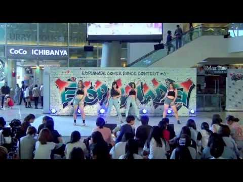 160827 [Wide] ป้ามหัศจรรย์ cover Wonder Girls - Candle + Why So Lonely @ Esplanade#3 (Audition)