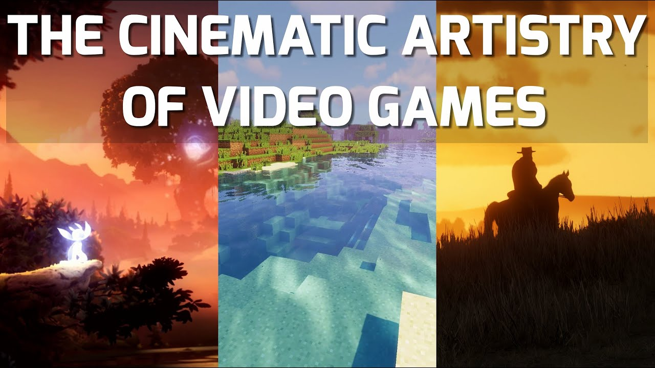 The Cinematic Artistry of Video Games: Video Essay & Analysis