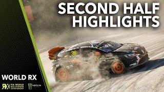 World RX 2018 | Second Half of the Season Highlights!