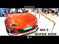 Mazda MX 5 Miata Wide Body - Borneo Kustom Show 2017
