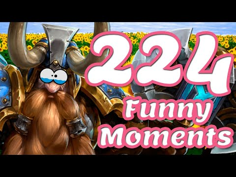 Download  Heroes of the Storm: WP and Funny Moments #224 Gratis, download lagu terbaru