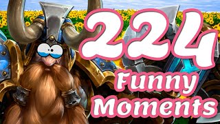 Heroes of the Storm: WP and Funny Moments #224
