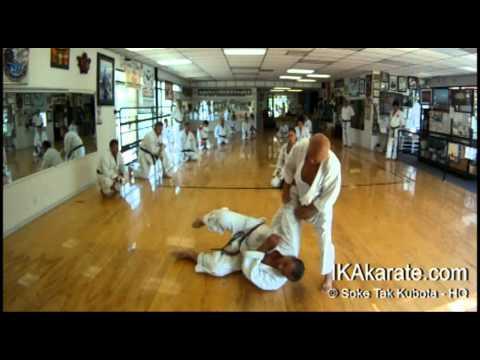 IKA Video Classes Web Downloads (by Soke Tak Kubota)