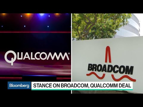 Qualcomm's Increased Bid for NXP Prompts Broadcom Rebuke