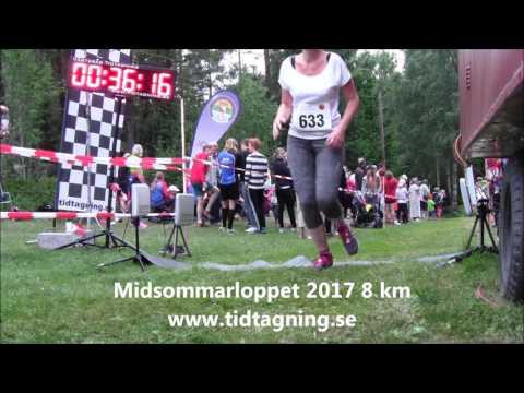 Midsommarloppet 2017 8 km