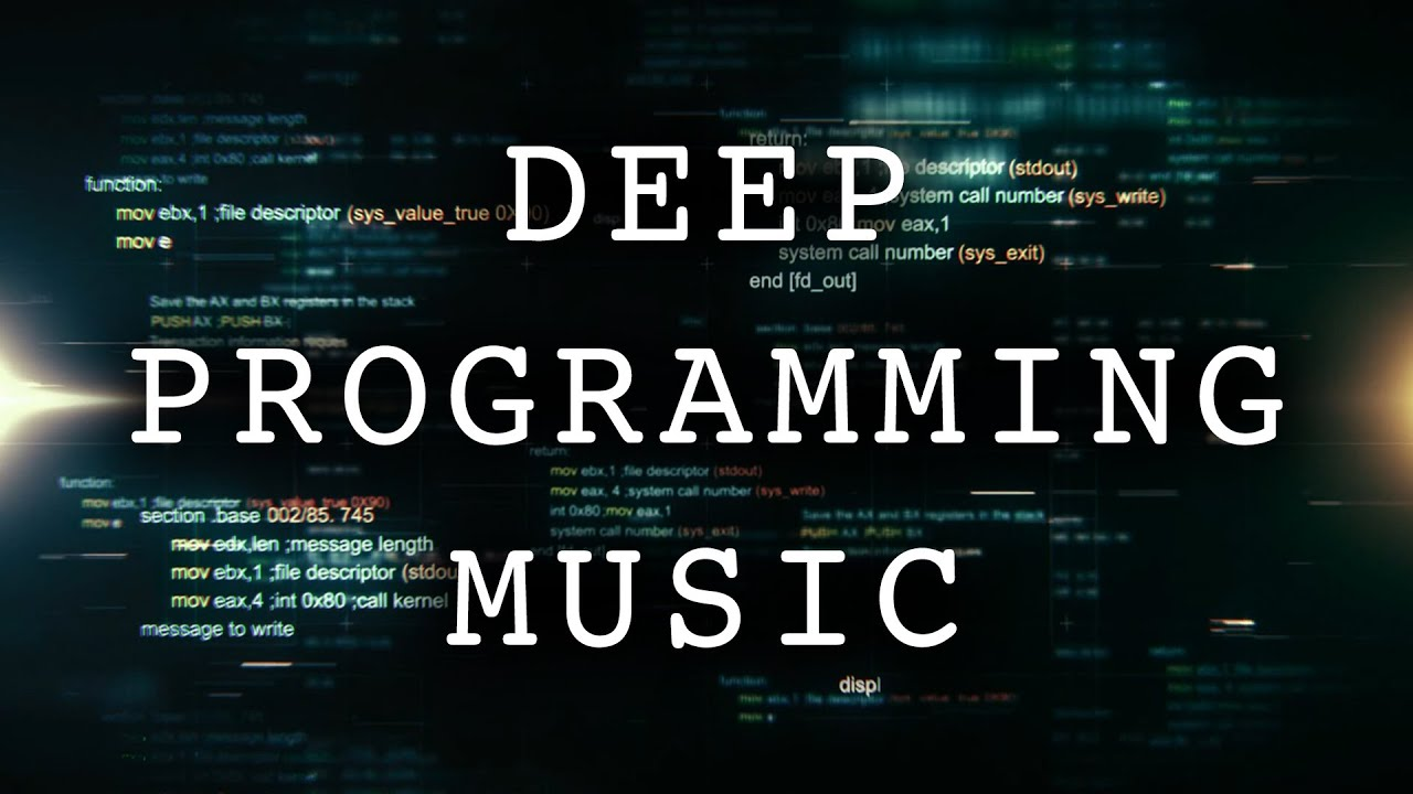 Deep Programming - Modern VIBE 🛸 #28