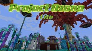 Project Ozone Lite - THE BEGINNING [E01] (HermitCraft Server Modded Minecraft Sky Block)