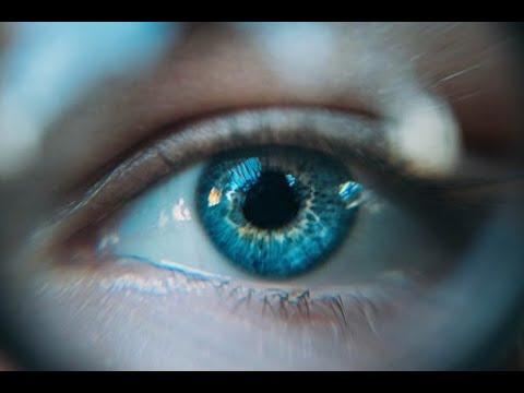 Простой способ улучшить зрение - техника йоги   Форер Любовь