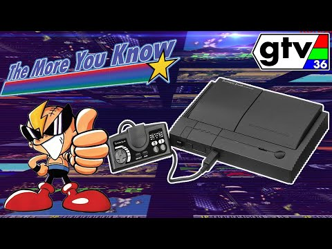 TurboDuo TurboGrafx 16 PC Engine Super CDROM2 Launch History Documentary Best Games Did You Know GTV