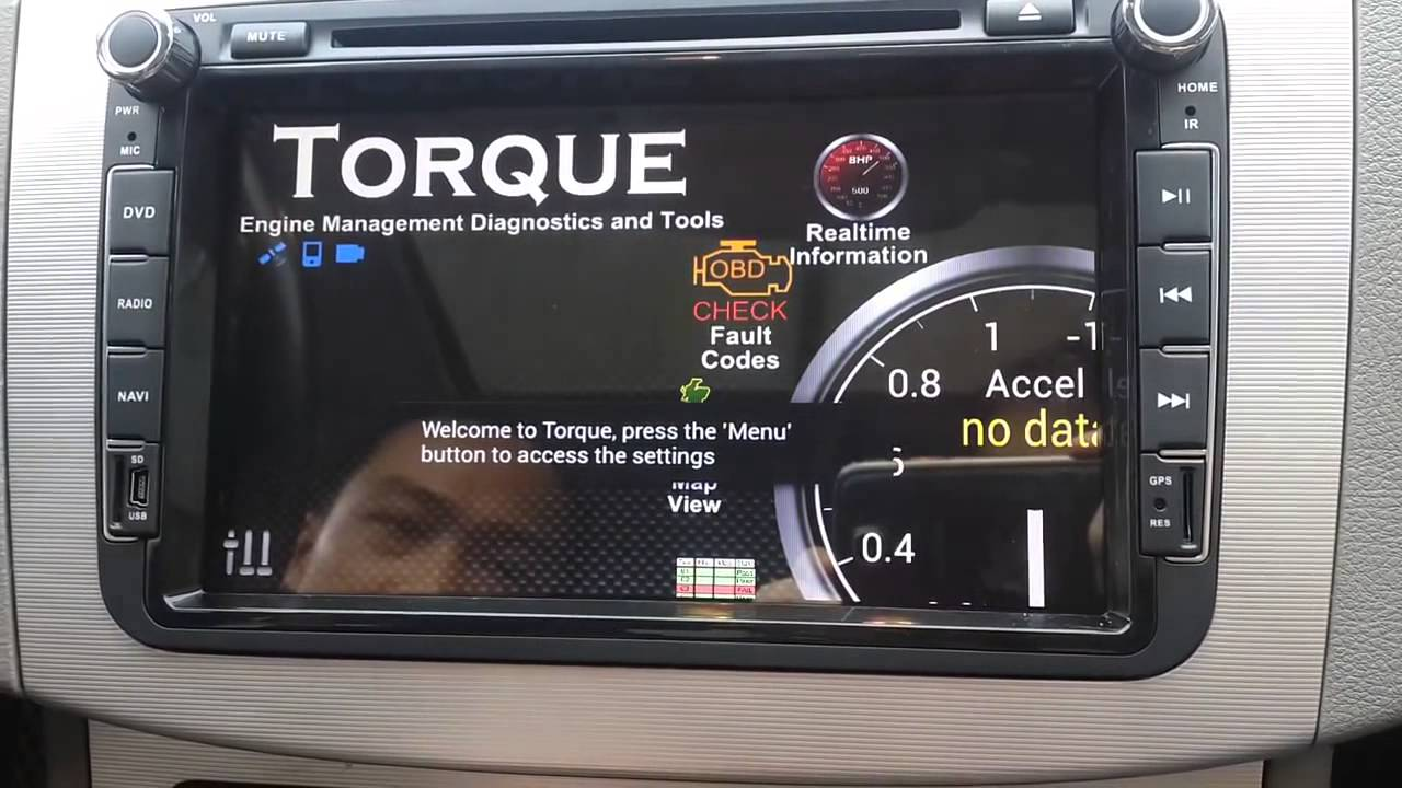 How to install and configure Torque on Android Multimedia Head unit