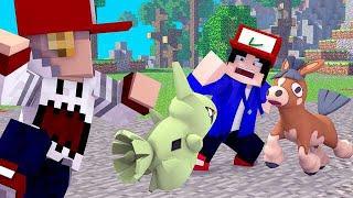 Minecraft: BATALHANDO COM OS POKEMONS NOVOS - PIXELMON #05 ‹ PORTUGAPC ›