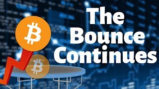 Crypto Bounces Back - What's Next For The Market