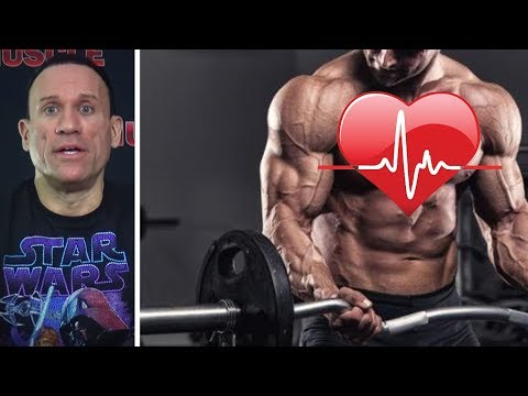Heart Health for Bodybuilders: Dave Palumbo on Diagnostic Tests, Blood Work & Supplementation