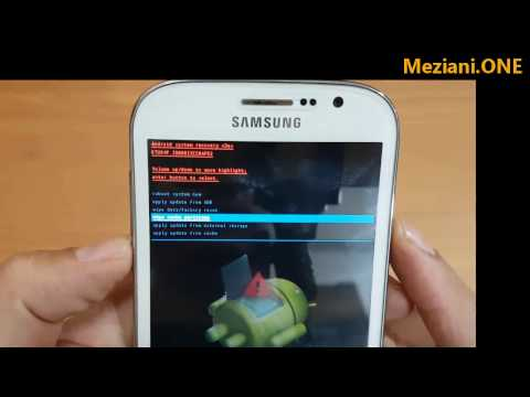 Hard Reset SAMSUNG I9060i Galaxy Grand Neo Plus