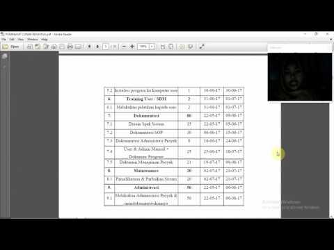 Presentasi Project Planning Sistem Informasi Karaoke