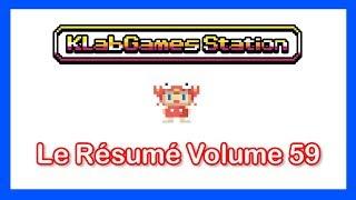 KLab Games Station : Le Résumé Volume 59