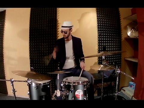 Sławek Patek (DRUM COVER) Mark Ronson - Uptown Funk Ft. Bruno Mars