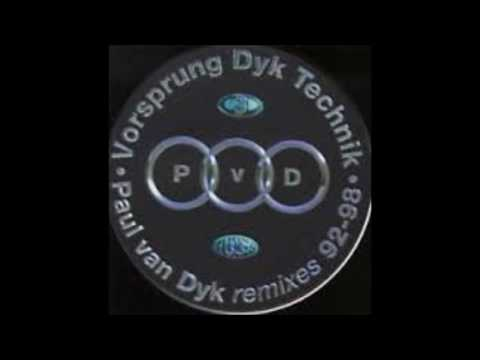 Paul van dyk vorsprung dyk technik cd1
