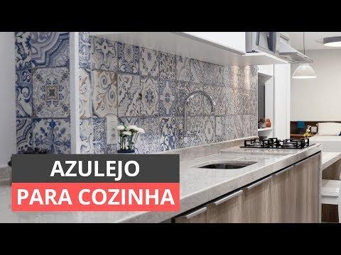 AZULEJOS PARA COZINHA - DICAS E IDEIAS PROFISSIONAIS