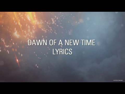 Dawn Of A New Time (Zadji Zadji) BF1 OST - Original Lyrics With Translation [HD]