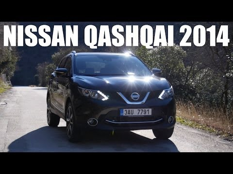 (ENG) Nissan Qashqai 1.2 DIG-T Tekna - First Ride and Test Drive